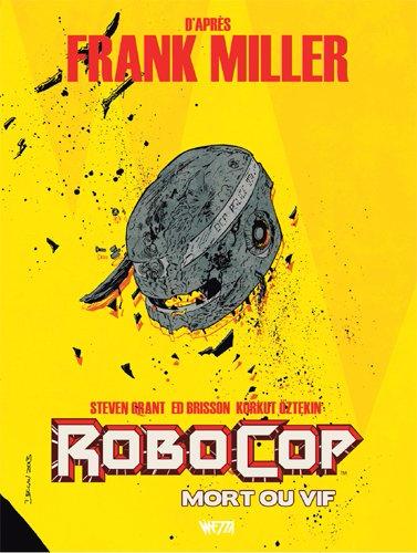 Couverture de RoboCop : Mort ou vif -2- Tome 2
