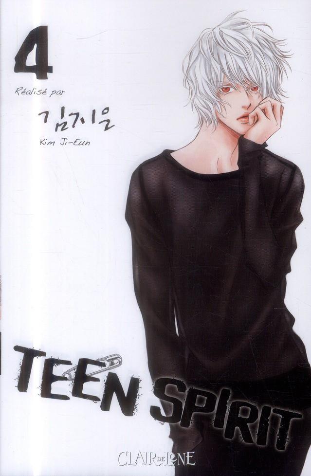 Couverture de Teen Spirit -4- Tome 4
