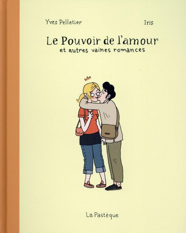 Le Pouvoir de l'amour One shot CBR