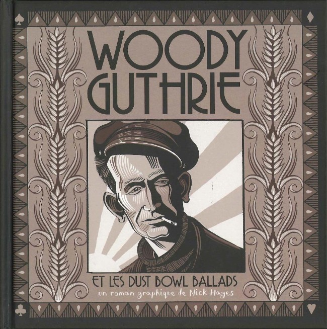 Couverture de Woody Guthrie - Woodie Guthrie