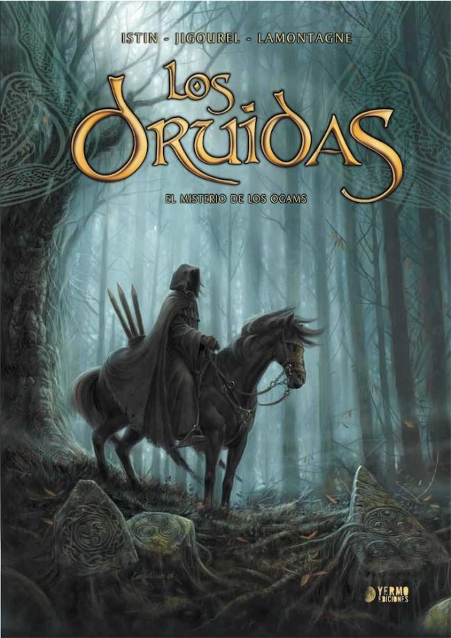 Couverture de Druidas (Los) -1- El Misterio de los Ogams