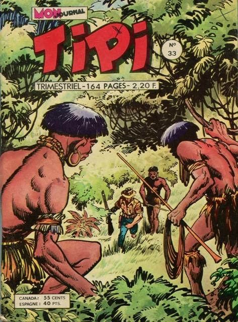 Couverture de Tipi -33- Totanka - L'infernale chevauchée