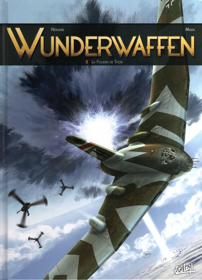 Couverture de Wunderwaffen -8- La Foudre de Thor