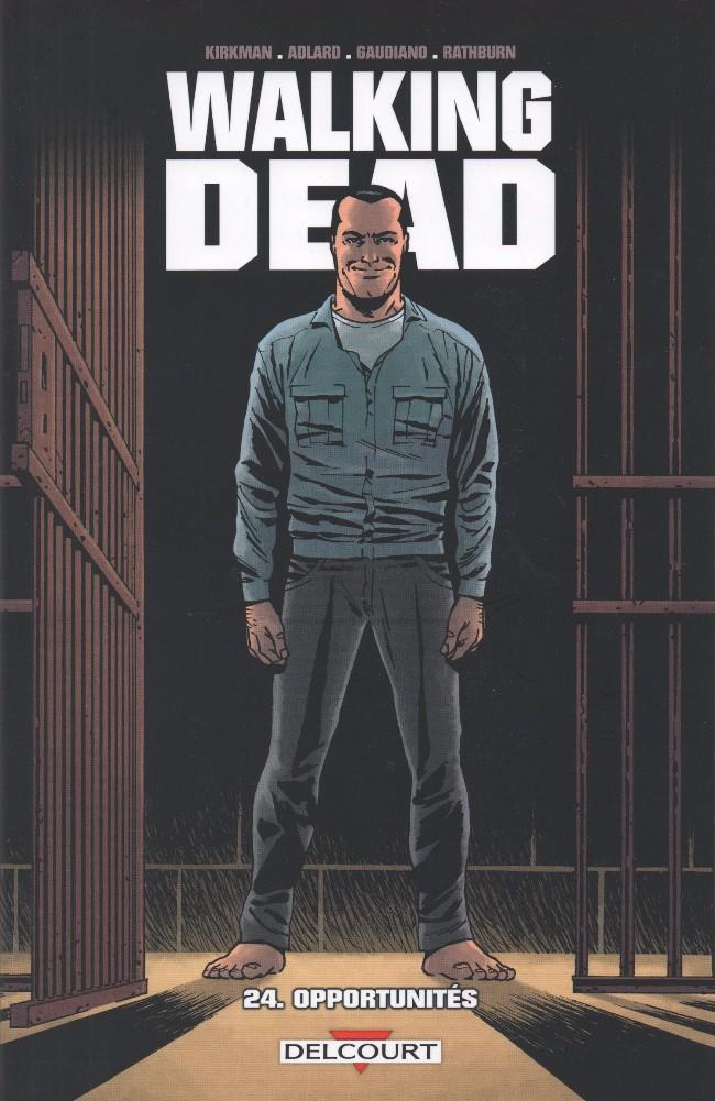 Couverture de Walking Dead -24- Opportunités
