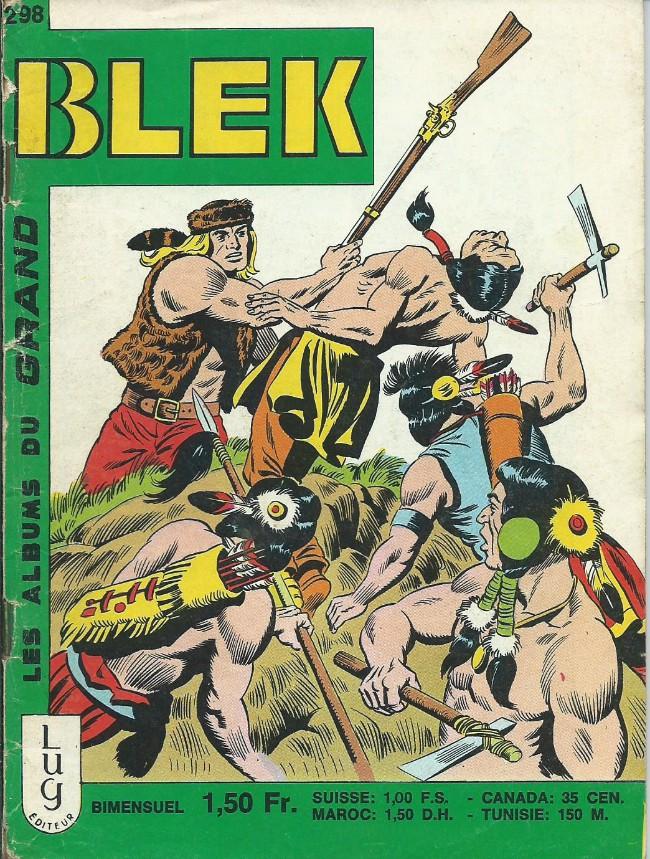 Couverture de Blek (Les albums du Grand) -298- Numéro 298