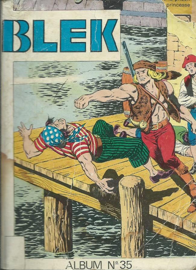 Couverture de Blek (Les albums du Grand) -Rec35- Album N°35 (du n°342 au n°345)