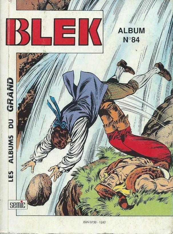 Couverture de Blek (Les albums du Grand) -Rec84- Album N°84 (du n°493 au n°495)
