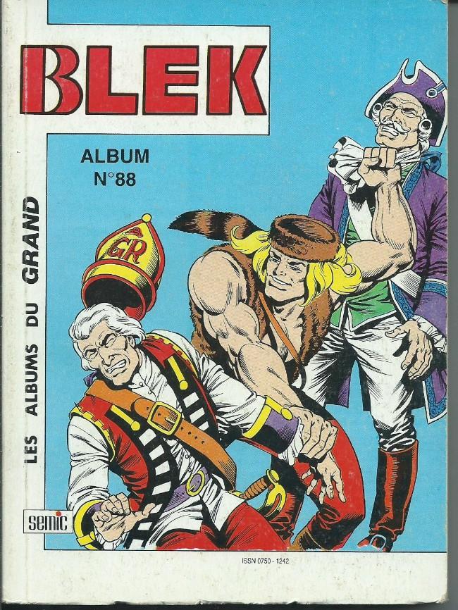 Couverture de Blek (Les albums du Grand) -Rec88- Album N°88 (du n°505 au n°507)