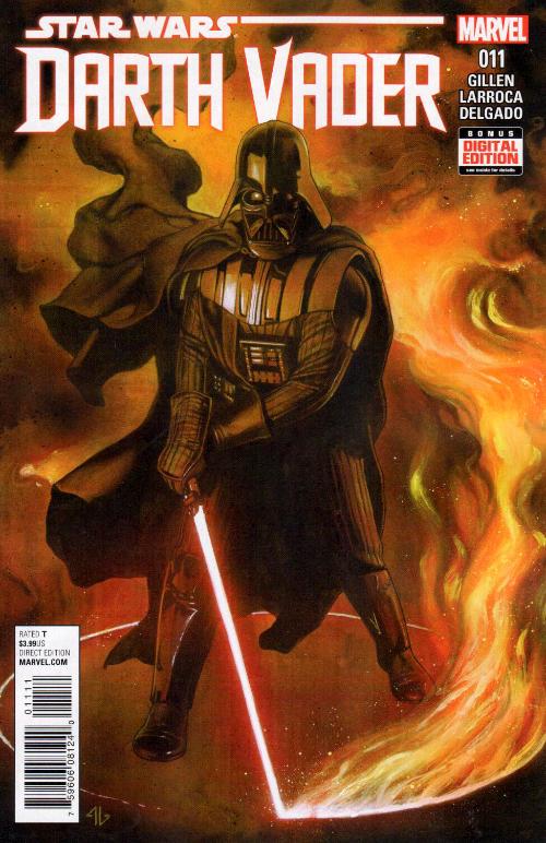 Couverture de Darth Vader (2015) -11- Book II, Part V : Shadows And Secrets