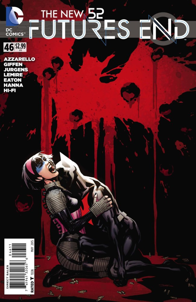 Couverture de New 52 (The): Futures End (2014) -46- Issue 46