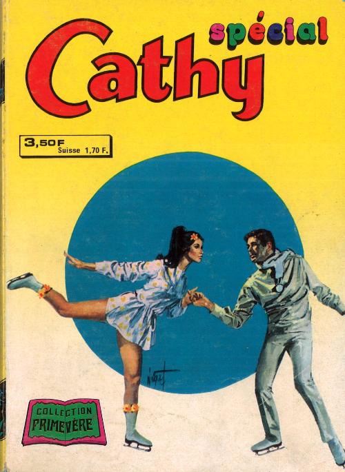 Couverture de Cathy (Spécial) (2e Série) -2- L'énigme du 13ème tableau