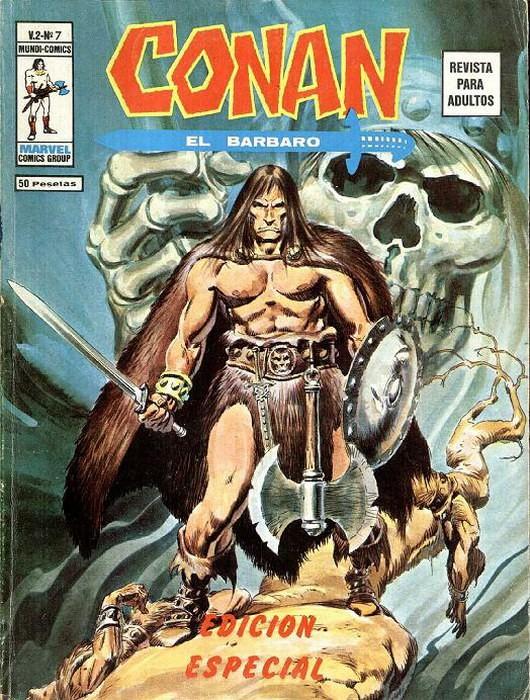Couverture de Conan (Vol. 2) -7- (sans titre)
