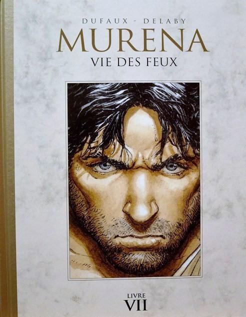 Couverture de Murena (Le Soir) -7Livre VII- Vie des feux