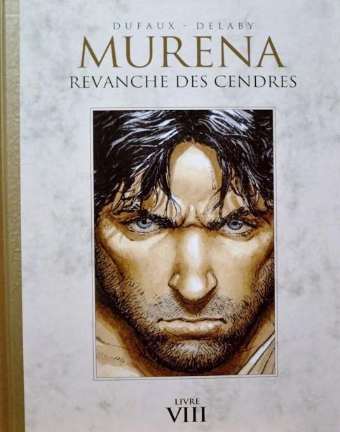 Couverture de Murena (Le Soir) -8Livre VIII- Revanche des cendres