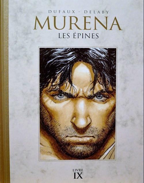 Couverture de Murena (Le Soir) -9Livre IX- Les épines