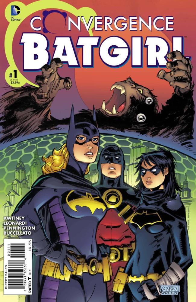 Convergence - Batgirl