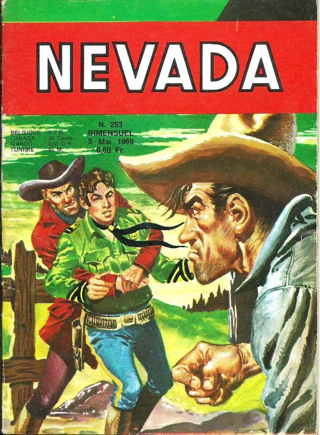 Couverture de Nevada (LUG) -253- Numéro 253