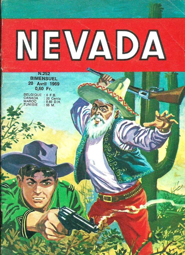 Couverture de Nevada (LUG) -252- Numéro 252