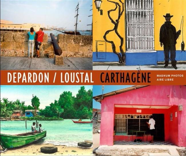 Couverture de Magnum Photos -HS- Carthagène