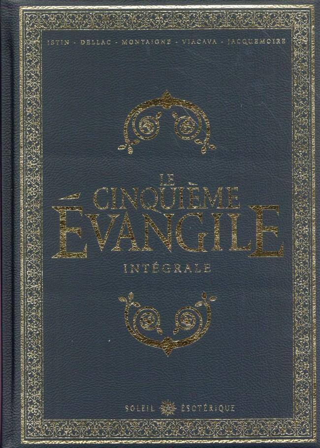 Couverture de Le cinquième évangile -INT- Intégrale