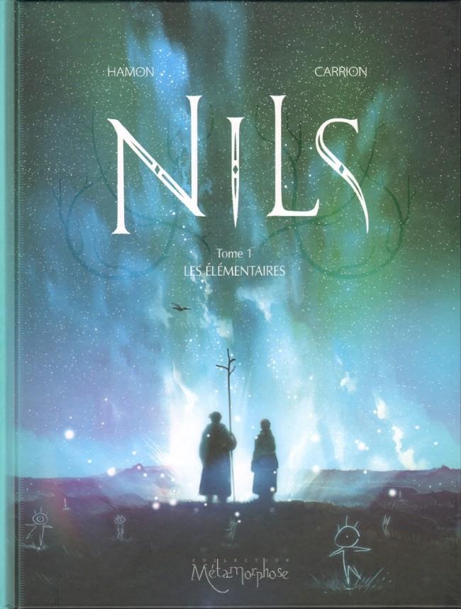 Couverture de Nils -1- Les Élémentaires