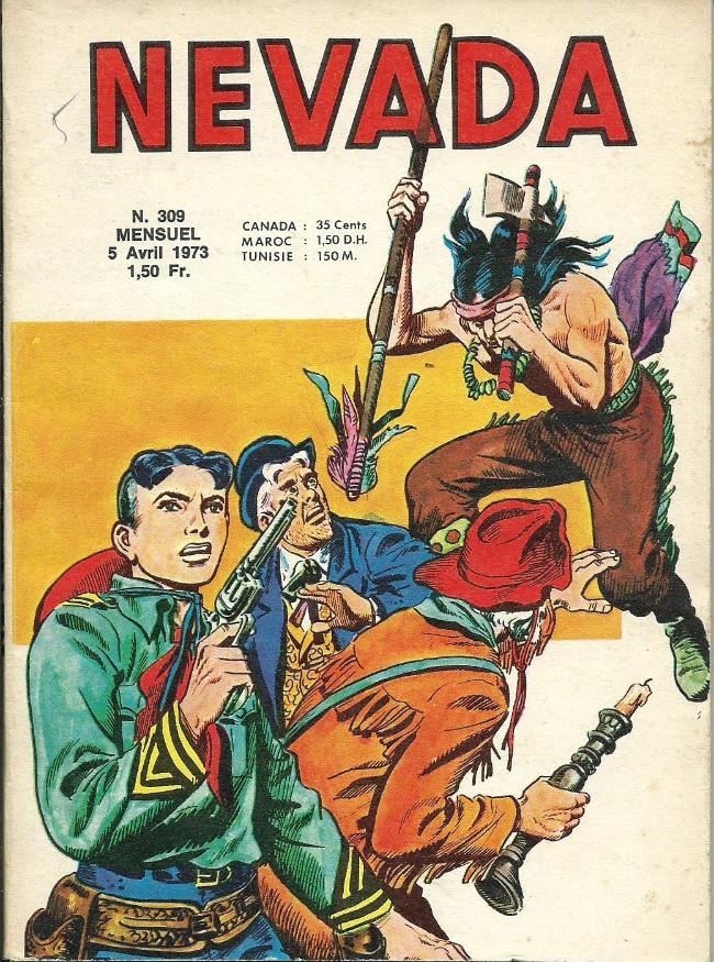 Couverture de Nevada (LUG) -309- Numéro 309