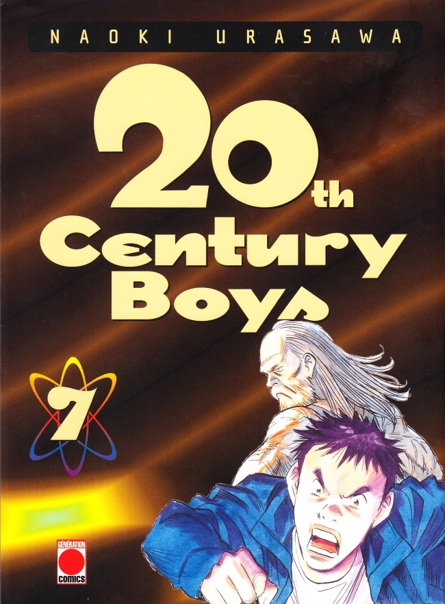 Couverture de 20th Century Boys -7- Tome 7