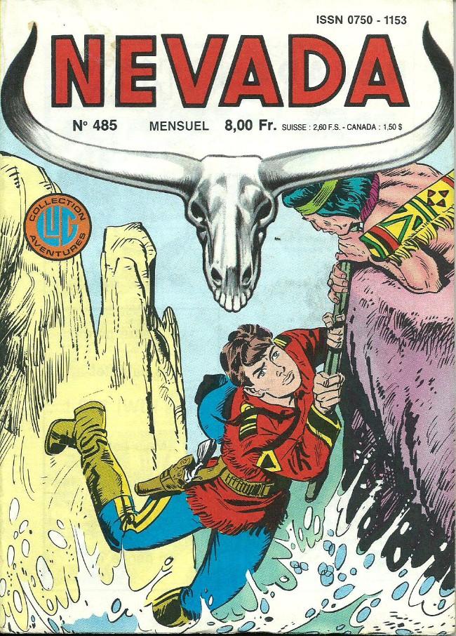 Couverture de Nevada (LUG) -485- Numéro 485