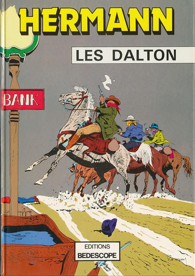 Les Dalton One shot