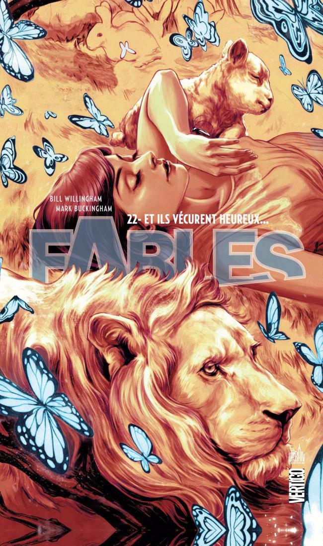 Couverture de Fables (Urban Comics) -22- Et il vécurent heureux...