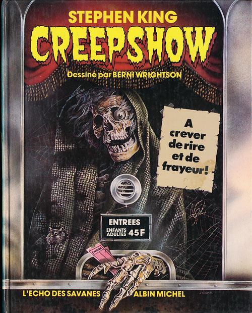 Couverture de Creepshow