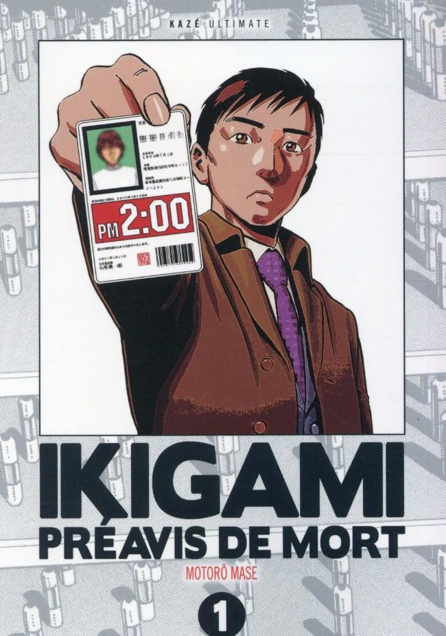 IKIGAMI MORT DE TÉLÉCHARGER PRÉAVIS