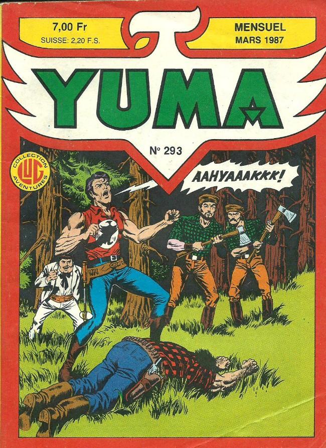 Couverture de Yuma (1re série) -293- Le retour de Satko