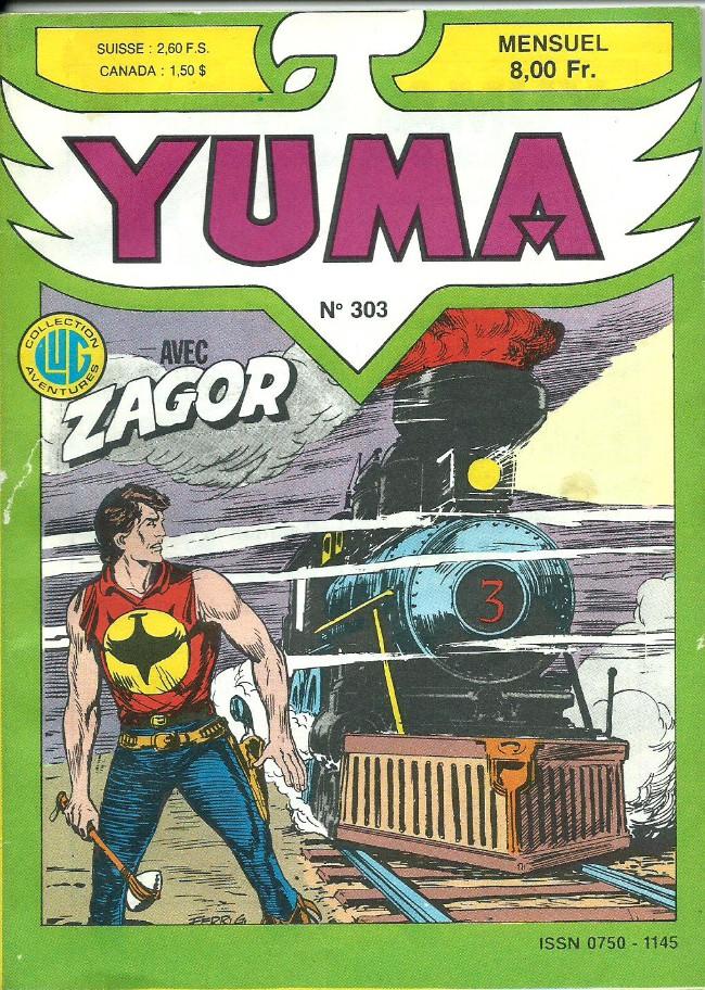 Couverture de Yuma (1re série) -303- Les catacombes