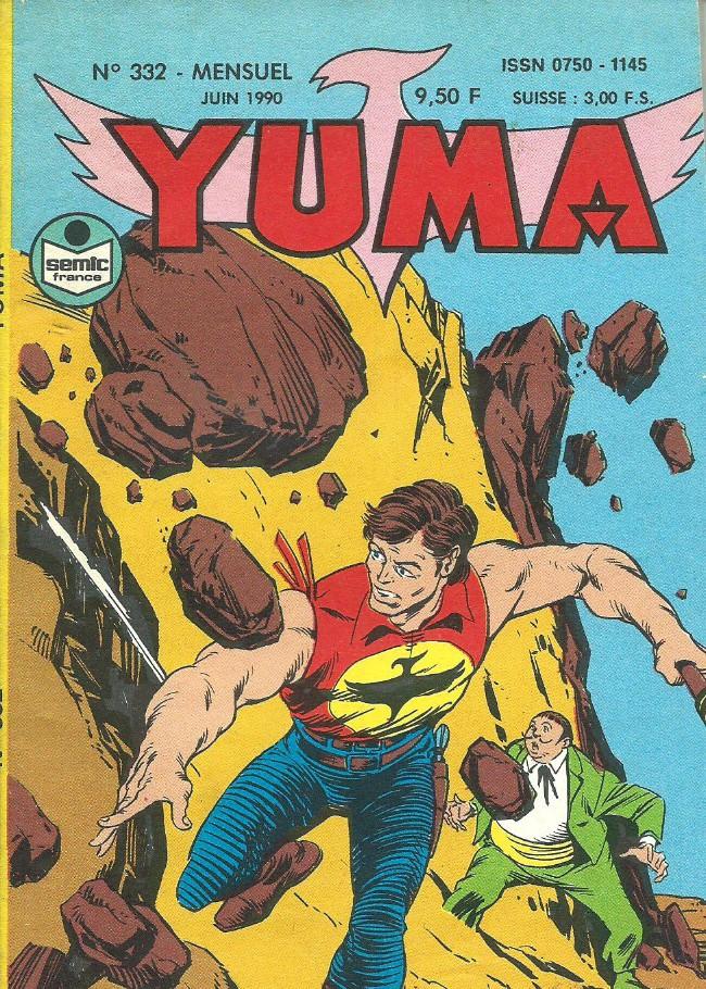 Couverture de Yuma (1re série) -332- zagor