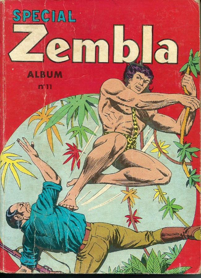 Couverture de Zembla (Spécial) -Rec11- Album N°11 (du n°31 au n°33)
