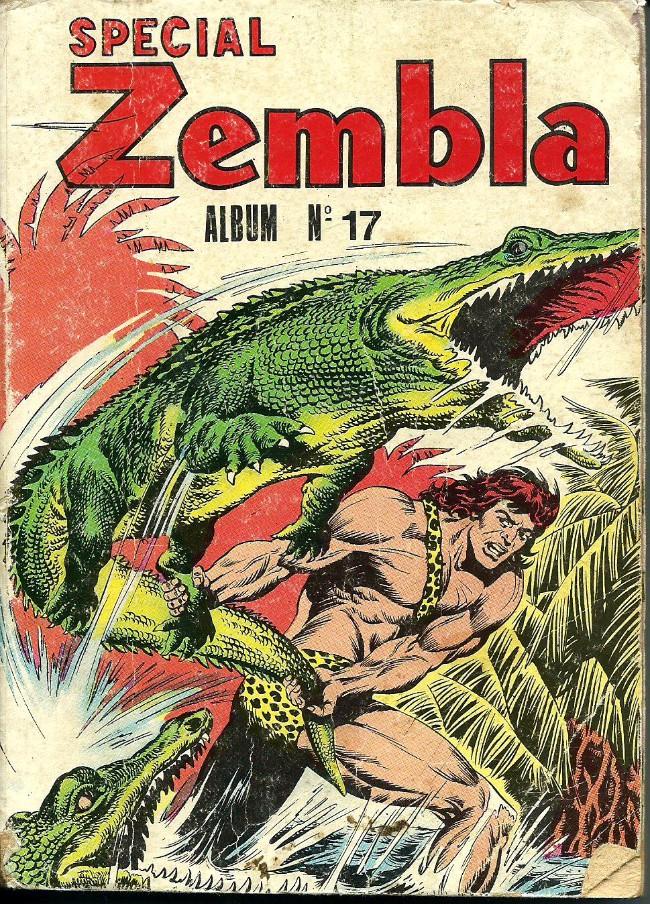Couverture de Zembla (Spécial) -Rec17- Album N°17 (du n°49 au n°51)