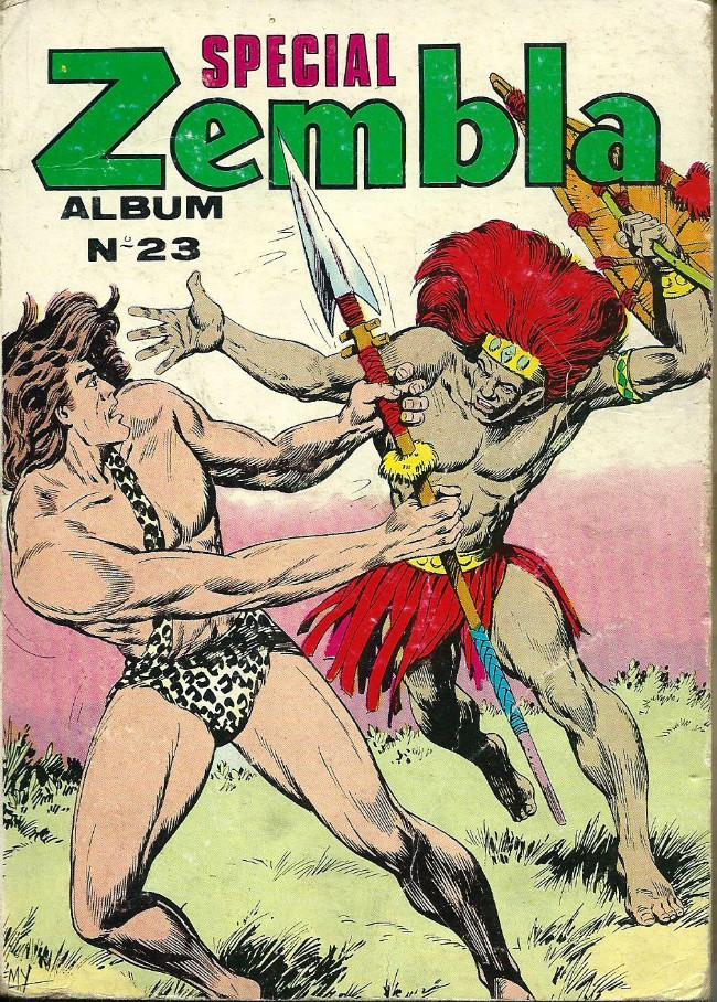 Couverture de Zembla (Spécial) -Rec23- Album N°23 (du n°68 au n°70)