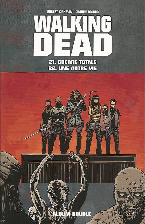 Couverture de Walking Dead -FL11- Guerre totale - Une autre vie