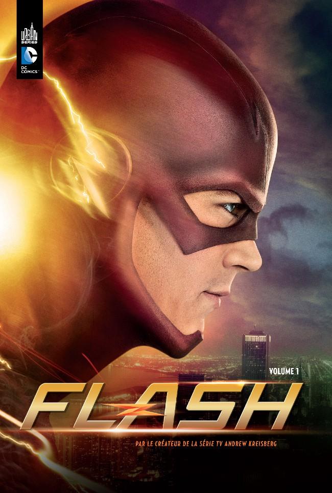 Couverture de Flash (Série TV) -1- Volume 1