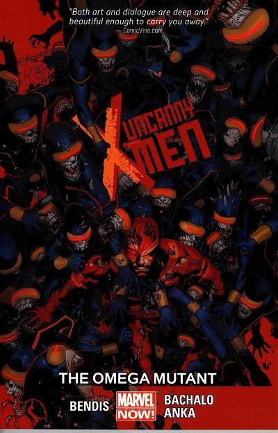 Couverture de Uncanny X-Men (2013) -INT05- The omega mutant