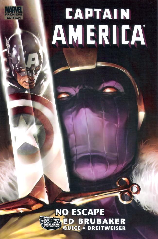 Couverture de Captain America (1968) -INT12- No Escape