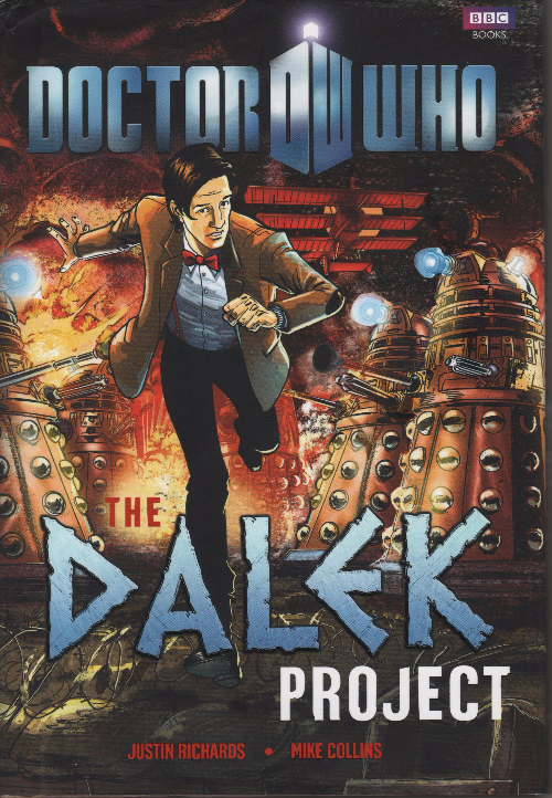 project dalek Both the bbc-licensed dalek book  tony benn mentioned the daleks during a reply to a question from the labour mp hugh jenkins concerning the concorde aircraft project.