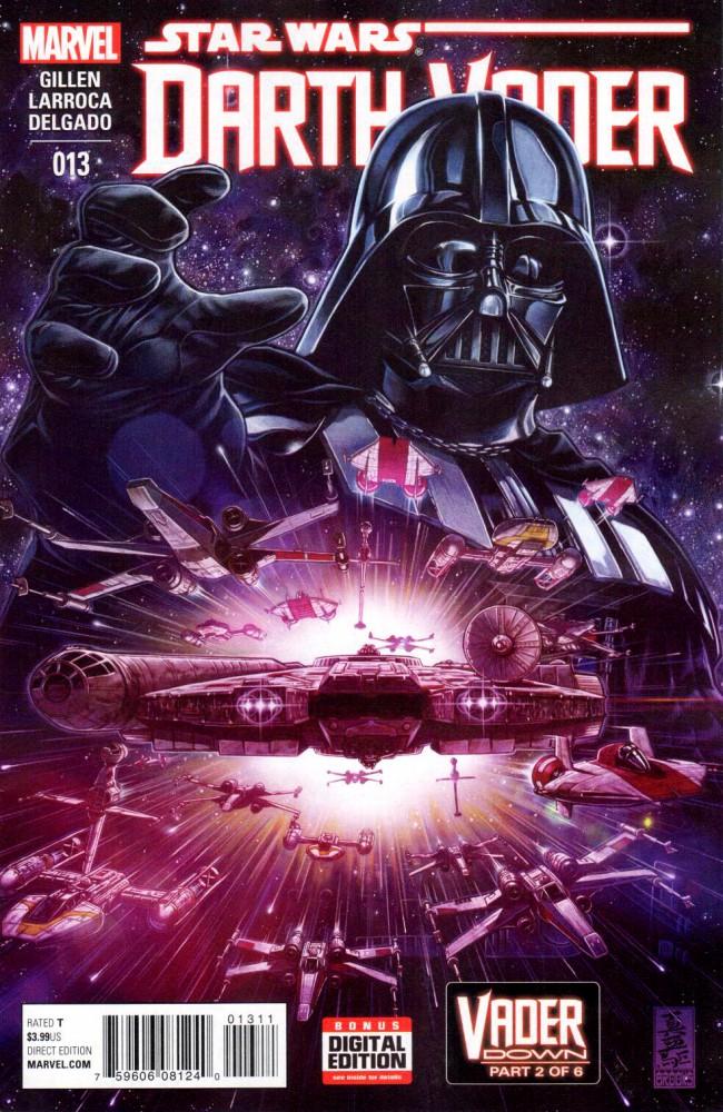Couverture de Darth Vader (2015) -13- Vader Down Part 2 of 6