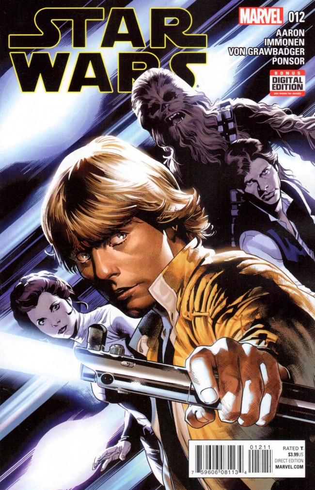 Couverture de Star Wars (2015) -12- Book II, Part V : Showdown On The Smugglers' Moon