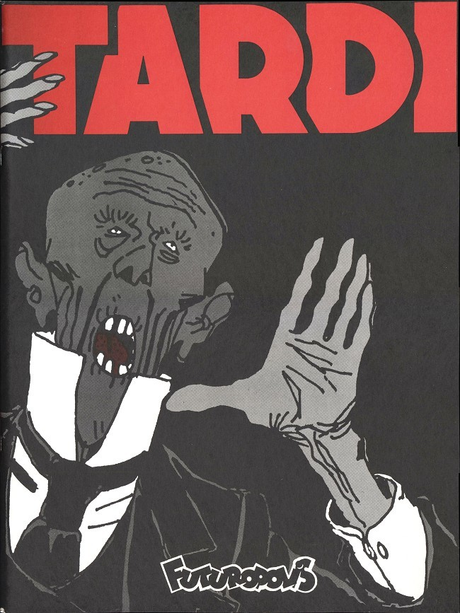 Couverture de Tardi - La véritable histoire du Soldat Inconnu -1- Tardi