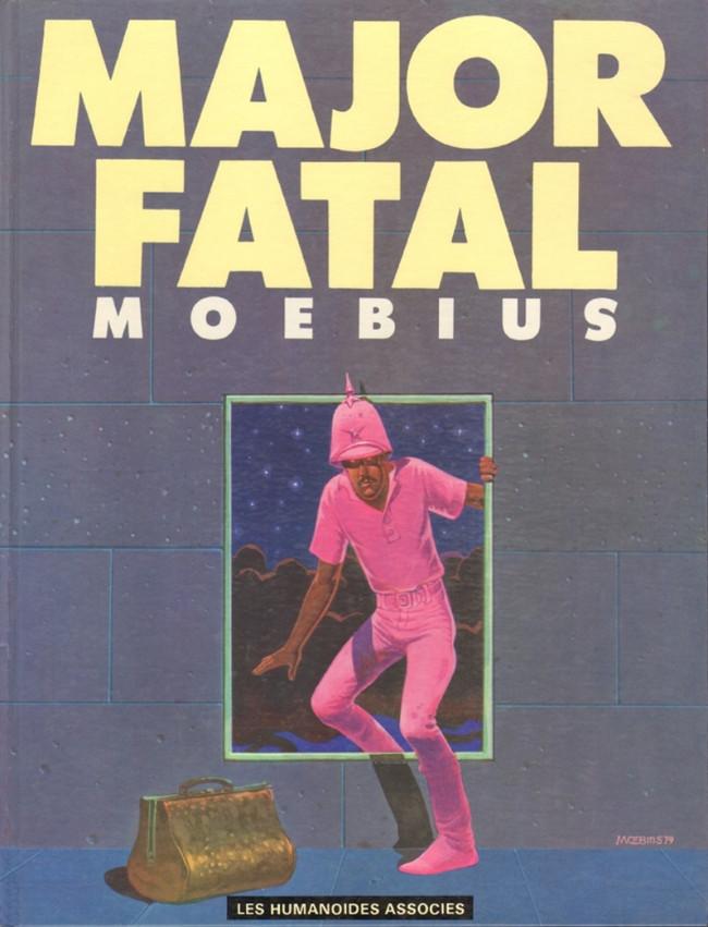 Couverture de Major Fatal - Le garage hermétique -1- Major Fatal