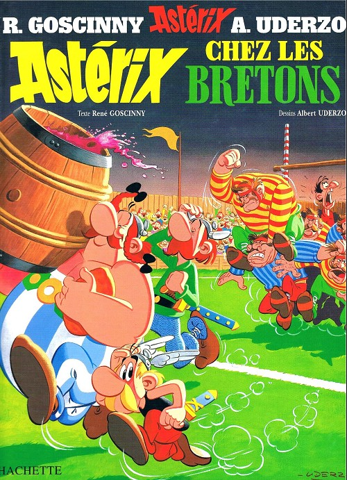 asterix chez les bretons bd pdf