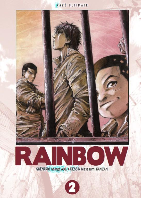 Couverture de Rainbow -INT2- Tome 2