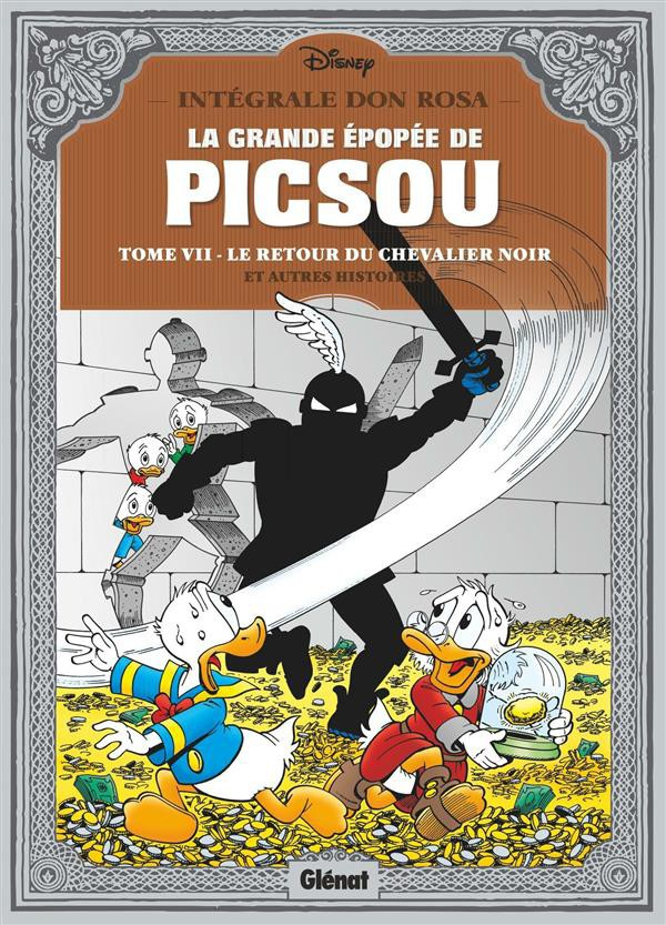 La grande Épopée de Picsou - les 7 tomes